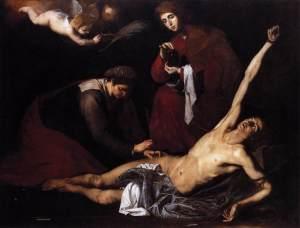 St. Sebastian by Jose de Ribera